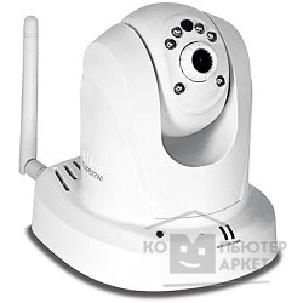 Цифровая камера TRENDnet TV-IP672WI Megapixel Wireless N Day / Night PTZ Internet Camera LAN, 1280x800, микрофон, microSD, 6 LED
