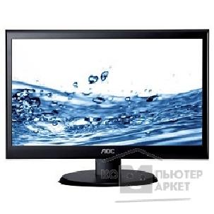 Монитор Aoc LCD  22' E2250SDA Black LED, LCD, Wide, 1680x1050, 5 ms, 170°/ 160°, 250 cd/ m, 20M:1, +DVI, +MM