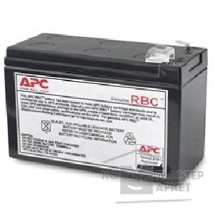Батарея для ИБП APC by Schneider Electric RBC110 Battery replacement kit for BE550G-RS, BR550GI, BR650CI-RS