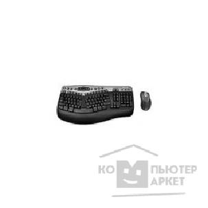 Клавиатура Microsoft Wireless Optical Desktop 2000 USB 65V-00016 RTL