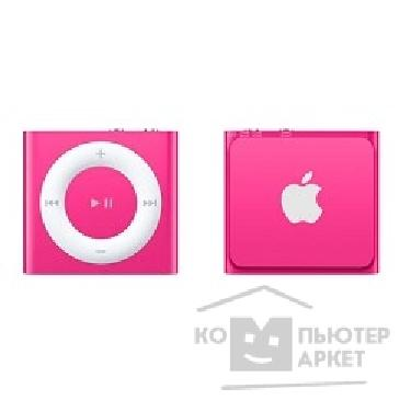 APPLE гаджет MP3 Apple iPod shuffle 2GB - Pink MKM72RU/ A