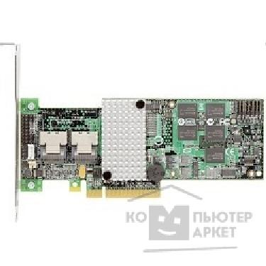 Контроллер Intel RS2BL080 RAID  Original PCI-E x8, 6G SAS, 512MB, 8 ports