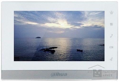 DAHUA DH-VTH1550CH Монитор видеодомофона IP 7 дюймовый/Dahua DH-VTH1550CH DH-VTH1550CH