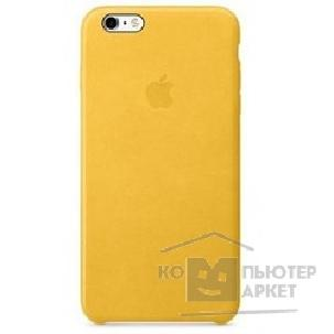 Аксессуар Apple MMM32ZM/ A  iPhone 6 Plus/ 6s Plus Leather Case - Marigold