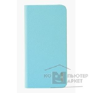Чехол Ozaki O!coat 0.3 + Folio Leather wallet case for iPhone 6. Light Blue OC558LB