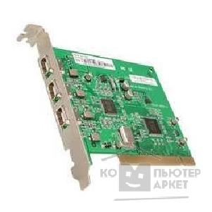 Контроллер 3-port IEEE1394 PCI card  3ext.  OEM
