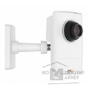 Цифровая камера Axis M1025 Small-sized indoor network camera. Fixed lens and adjustable focus. Multiple, individually configurable H.264 and Motion JPEG streams; full HDTV 1080p or 2 MP resolutions at 30 fps