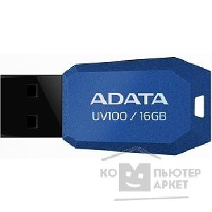 Носитель информации A-data Flash Drive 16Gb UV100 AUV100-16G-RBL