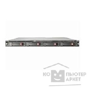 Сервер Hp 445202-421 DL160G5 Xeon E5405 2.0GHz QC/ 1GB PC2-5300/ SC40Ge SAS/ Two NC105i/ noHDD/ 650W/ R-m 1U