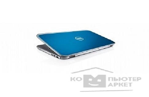 Ноутбук Dell Inspiron 5537 5537-8669 i5-4200U/ 15.6'' HD/ 4GB/ 750GB/ 8670M 2GB / 1.0 cam/ W8/ Blue