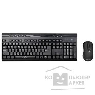 Клавиатура Oklick 280M black USB, Клавиатура + мышь [337456]