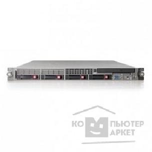 Сервер Hp 510146-421 DL365G5 AMD-2378 2.4GHz QC/ 2GB/ P400i/ 256MB RAID 0/ 1/ 5 / Dual NC373i/ NoOptDrives/ noHDD/ 1U