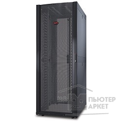 Монтажный шкаф APC by Schneider Electric APC NetShelter SX 42U AR3140 750mm Wide x 1070mm Deep Networking Enclosure with Sides