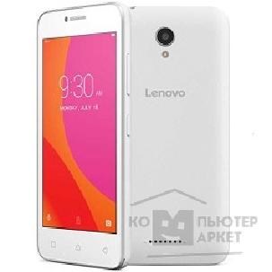 Смартфон Lenovo A2016 MT6735M 1.0Ghz / 4,5'' TFT/ 854x480/ 1Gb/ 8Gb/ Dual SIM/ 4G/ SD/ WiFi/ BT/ 5MP/ And 6.0/ White [PA4R0084RU]