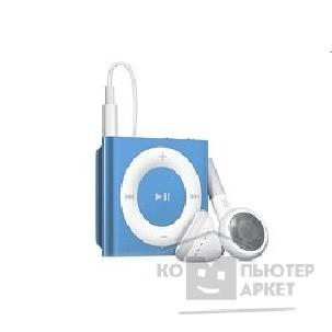 APPLE гаджет MP3 Apple iPod shuffle 4 2GB - Blue MD775RP/ A, MD775RU/ A