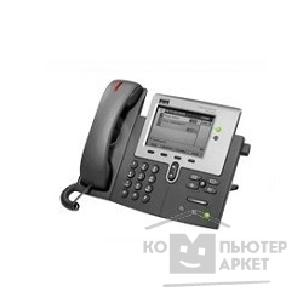 Интернет-телефония Cisco CP-7961G-CH1 [ IP Phone 7961, Channel w/ license]