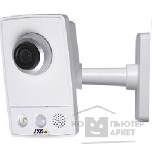 Цифровая камера Axis M1054 Small-sized indoor network camera. Fixed lens