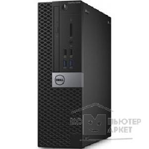 Компьютер Dell Optiplex 5040 [5040-0002] SFF i5-6500/ 4Gb/ 500Gb/ HD530/ DVDRW/ W7Pro+W10Pro/ k+m