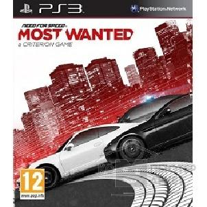 Sony Диск для приставки PS3: Need for Speed: Most Wanted a Criterion Game  русская версия