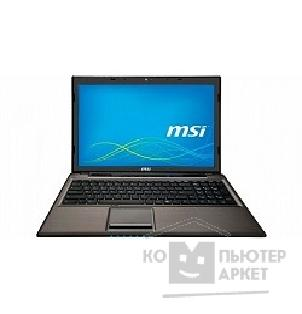 "������� MicroStar MSI CR61 2M-427XRU 9S7-16GD11-427 15.6""; HD 1366x768 ; Cel 2950M; 4GB; HDD 500GB; 5400rppm; DVD-Super-Multi; integrated; WiFi b/ g/ n; BT4.0; WebCam; 6cell; DOS"