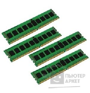 Модуль памяти Kingston DDR4 DIMM 32GB Kit 4x8Gb KVR21R15D8K4/ 32