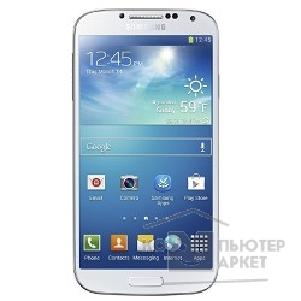 Мобильный телефон Samsung Galaxy S4 I9500 64GB White 1.6GHz Quad, 64GB, RAM 2GB, Super AMOLED FHD, GPRS+BT4.0+GPS+WiFi,видео,Andr4.2 [GT-I9500ZWFSER]