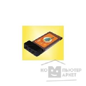 Контроллер Rover Computers Pilotech 2-Port IEEE 1394 CardBus PC Card  F031TS