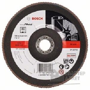 Bosch Bosch 2608606739 КРУГ ЛЕПЕСТК 180мм K80 Best for Metal