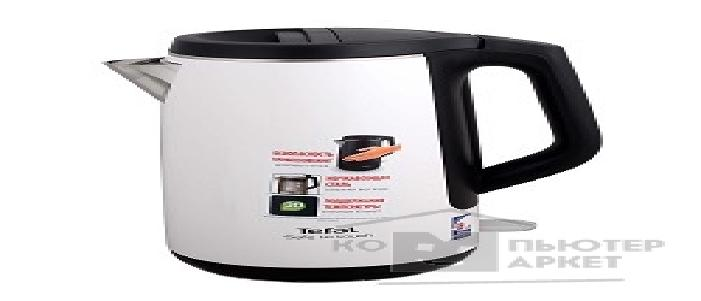 Tefal Чайник  KO 3701 Safe to touch 1,5 л, 2400Вт