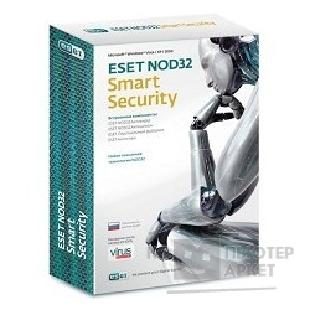 Программное обеспечение Eset NOD32-ESS-NS-BOX-2-1  NOD32 Smart Security Platinum Edition [лицензия на 2 года на 3ПК]