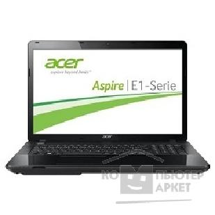 "Ноутбук Acer Aspire E1-772G-34004G50Mnsk 17.3""; HD+ 1600x900 ; i3-4000M; 4GB; HDD 500GB; DVD-Super-Multi; nVidia GT-820M; 2GB; WiFi b/ g/ n; BT; 6cell; Linux"