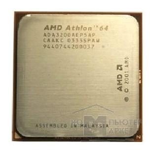 Процессор Amd CPU  ATHLON 64 3000+, Socket 754, OEM