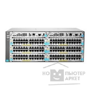 Сетевое оборудование Hp J9821A  5406R zl2 Switch Managed, L3, 6 open I/ O slots, one management module, fan tray, without power supply up to 2 , 19""
