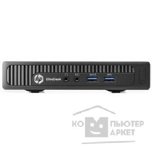Компьютер Hp F6X35EA ПК  EliteDesk 800 mini PC P G3240T/ 4Gb/ 500Gb/ DVDRW/ kb/ m/ DOS F6X35EA