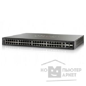 ������� ������������ Cisco SB SG500-52P-K9-G5 ���������� 52-�������� Cisco SG500-52P 52-port Gigabit POE Stackable Managed Switch