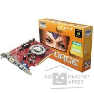 Видеокарта Palit GeForce 7300GS 256Mb DDR2 DVI TV-Out PCI-Express RTL
