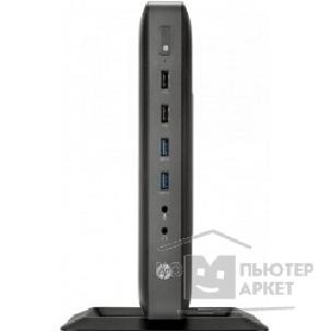 Тонкий клиент Hp t620 [F0U87EA] black AMD GX-415GA/ 4Gb/ 16Gb SSD/ noDVDRW/ Windows Embedded Standard 8/ k+m
