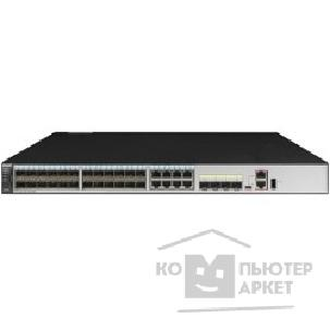 Коммутаторы, Маршрутизаторы Huawei S5720-32C-HI-24S Bundle 24 Gig SFP,8 of which are dual-purpose 10/ 100/ 1000 or SFP,4 10 Gig SFP+,with 2 interface slots,with 600W AC power supply