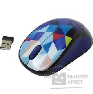 ���� Logitech 910-004479  Wireless Mouse M238 Blue Facets