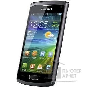 Samsung Телефон  Wave 3 S8600 Metallic Black [GT-S8600HKASER]