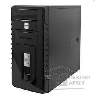 Корпус Inwin Mini Tower  EN-030BL Black 400W mATX [6045278]