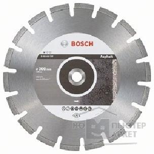 Bosch Bosch 2608603787 Алмазный диск Standard for Asphalt300-20