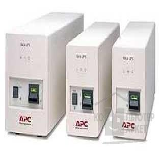 ИБП APC by Schneider Electric Back-UPS 650MI  BK650MI