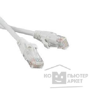 Патч-корд Hyperline PC-LPM-UTP-RJ45-RJ45-C6-0.5M-WH Патч-корд UTP, Cat.6, 0.5 м, белый