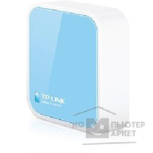 Сетевое оборудование Tp-link TL-WR702N маршрутизатор 150Mbps, Wireless AP Mode Router 2.4-2.4835GHz