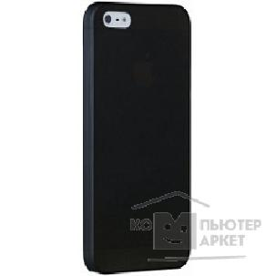 Чехол Ozaki O!coat 0.3 JELLY for iPhone 5/ 5S. Black OC533BK