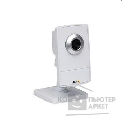 "Цифровая камера Axis M1011-W Small-sized indoor network camera. Fixed lens. 1/ 4"" progressive scan CMOS sensor. Conne"