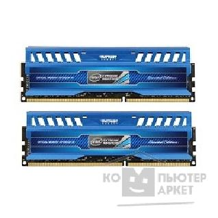 Модуль памяти Patriot DDR-III 8GB PC3-17000 2133MHz Kit 2 x 4GB [PVI38G213C1K] Viper 3 Intel® Extreme Masters Memory