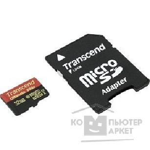 ����� ������  Transcend Micro SecureDigital 32Gb  TS32GUSDHC10U1
