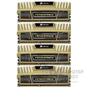 Модуль памяти Corsair  DDR3 16GB PC3-12800 1600MHz Kit 4 x 4GB  [CMZ16GX3M4X1600C9G]